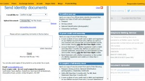 Betfair Account Verification for Indian Customers