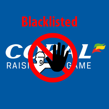 Coral Blacklisted