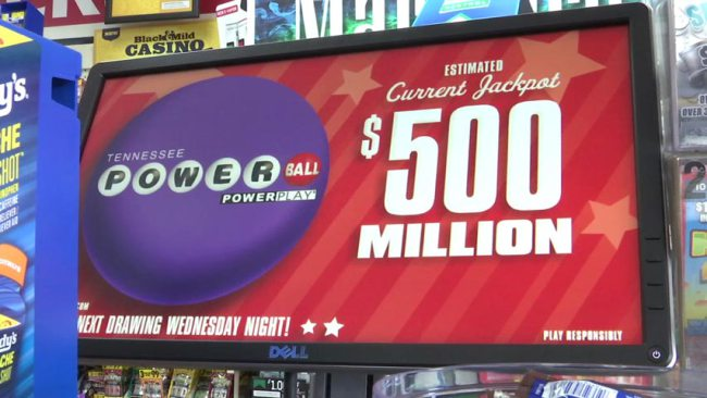 USA Powerball Jackpot