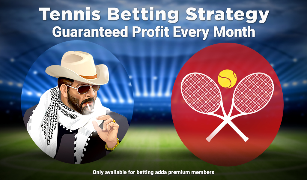 Tennis trading strategies pdf